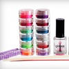 57% Off Glitter Toes Kit from Glitties Nail Art