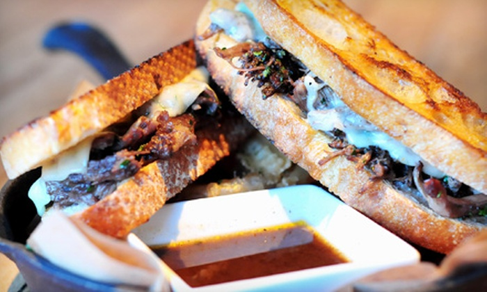 The Fat Dog - Multiple Locations: $20 for $40 Worth of Upscale Gastropub Fare at The Fat Dog. Two Locations Available.