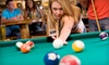 Up to 51% Off at Classic Billiards