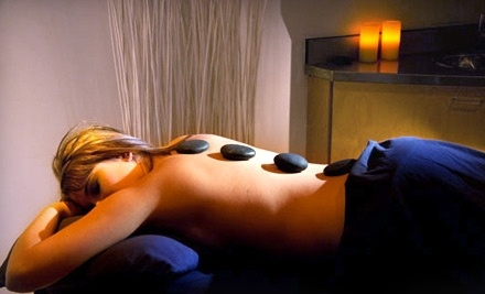 M.C. College: Hour-Long Hot Stone Massage - M.C. College in Winnipeg