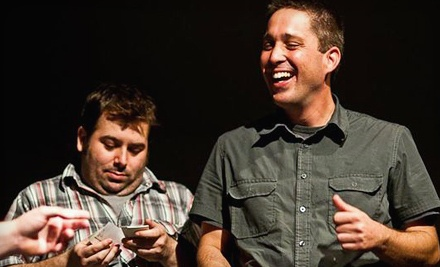 2 General-Admission Tickets to any Anti-Cooperation Show or The Syndicate Show (a $20 value) - Sacramento Comedy Spot in Sacramento