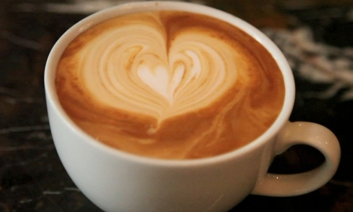 Knave Espresso Bar - Clinton: $5 for $10 of Italian-Inspired Coffee and More at Knave Espresso Bar in Le Parker Meridien Hotel
