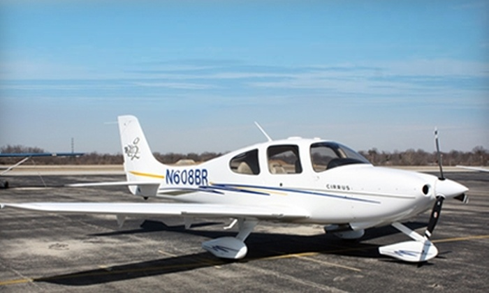 Cardinal Wings Aviation - Bowman: $135 for Mini Ground School and Discovery Training Flight from Cardinal Wings Aviation ($272.50 Value)