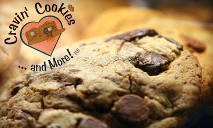 Cravin' Cookies...and More! - Alamedan Valley: $5 for $12 Worth of Homemade Cookies and More at Cravin' Cookies…and More!