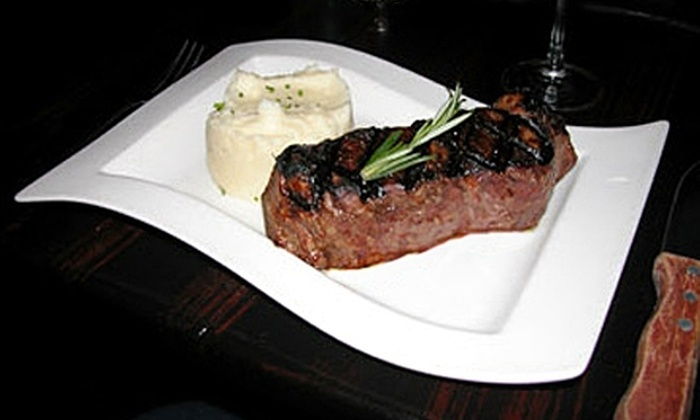 Marmont Steakhouse and Bar - Center City East: $20 for $40 Worth of Steak and American Eats at Marmont Steakhouse and Bar