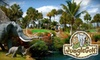 Half Off Mini-Golf at Jungle Golf