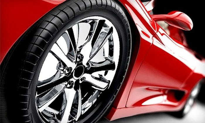 Clean Car Wash & Pro Detail - Santa Ana: $34.99 for Headlight Restoration at Clean Car Wash & Pro Detail ($79.99 Value)