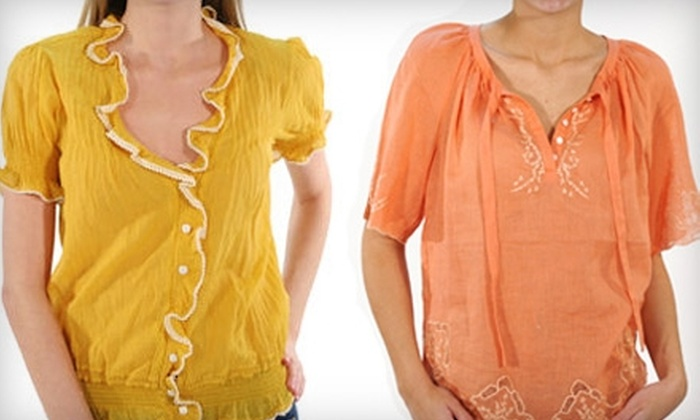 Meringue Boutique - Multiple Locations: $40 for $80 Worth of Clothing, Accessories, Gifts, and More at Meringue Boutique