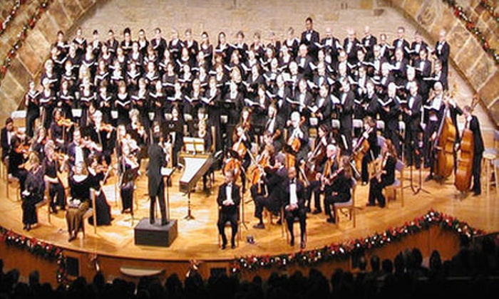 Chorus Austin - Mesa Village: $20 for Two Tickets to Chorus Austin's Performance at St. Matthew's Episcopal Church on October 16 (Up to $40 Value)