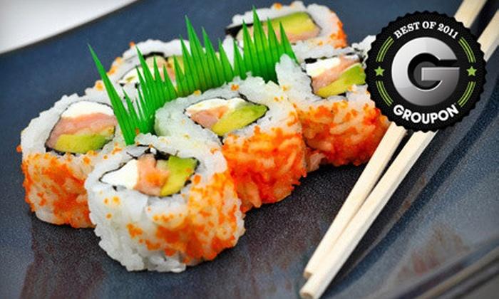 Sushi Fugu - Highland Village: $25 for $50 Worth of Japanese and Asian-Fusion Cuisine at Sushi Fugu in Highland Village
