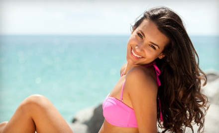 1 Personalized Turbo Hand Spray Tan (a $35 value) - Hot Spot Tanning Sarasota in Sarasota