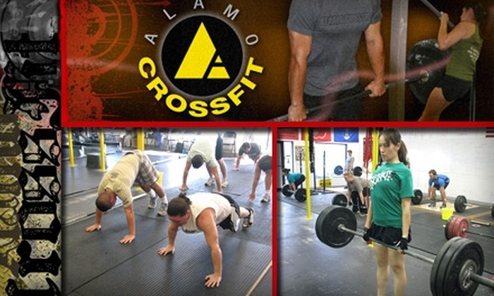 Alamo CrossFit - San Antonio: $29 for 29 Drop-In Classes at Alamo CrossFit ($725 Value)