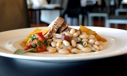 Italian Dinner for Two or Four on a Weekend or Weekday at Arugula (Up to 42% Off)