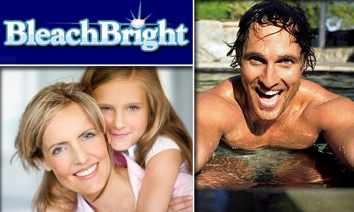 Bleach Bright LKN - Wedgewood: $79 for a 30-Minute Teeth-Whitening Session at BleachBright ($179 Value)
