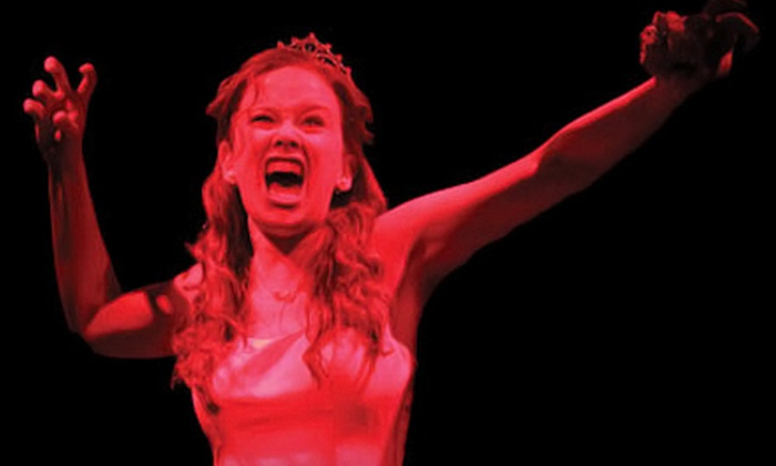 """Carrie"" - West Village: $27 for One Ticket to MCC Theater's ""Carrie"" at Lucille Lortel Theatre (Up to $89 Value). 15 Shows Available."