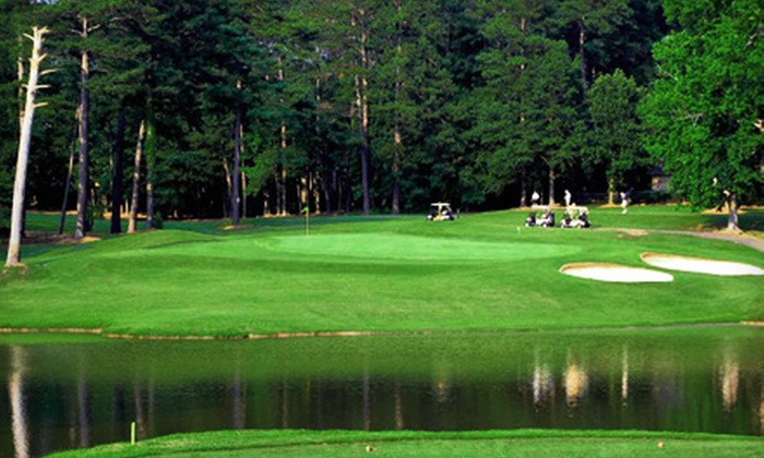 Lake Spivey Golf Club - Jonesboro: Golf Outing for Two or Four at Lake Spivey Golf Club in Jonesboro