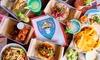 36% Off Food and Drinks at Lazy Llama Cantina