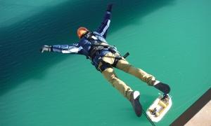 CANYON & CANYON: 2 saltos de puenting con vídeo HD y fotos para una persona por 29,90 €