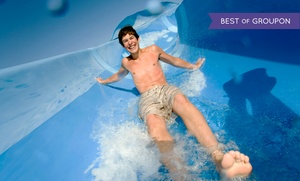 Fantasy Lake Water Park: Water-Park Entry for 2 or 4 or Party Package for 10 at Fantasy Lake Water Park (Up to 53% Off)