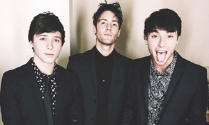 Emblem3: Emblem3 on May 12 at 6:30 p.m.