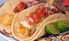 Up to 52% Off Mexican Dinner at Cisco's Cantina
