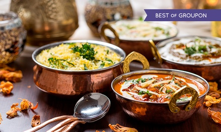 12-Dish Indian Fusion Banquet For Two, Four or Six People at The Michlin-Recommended Chutney Ivy (Up to 50% Off)