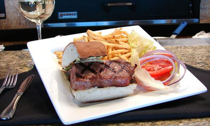 Detours Tavern - South Scottsdale: Meal for Two or $10 for $20 Worth of Upscale American Cuisine at Detours Tavern