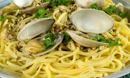 Italian Lunch or Dinner at Orfino's Restaurant (Up to 45% Off). Three Options Available.