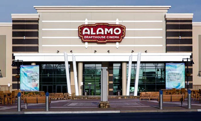 Alamo Drafthouse - Alamo Drafthouse Cinema - One Loudoun: $6 for a General Admission Movie Ticket at Alamo Drafthouse Cinema (Up to $11.50 Value)