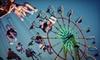 Williamson County Fair - Franklin: Williamson County Fair Visits August 2–10 (50% Off). Four Options Available.