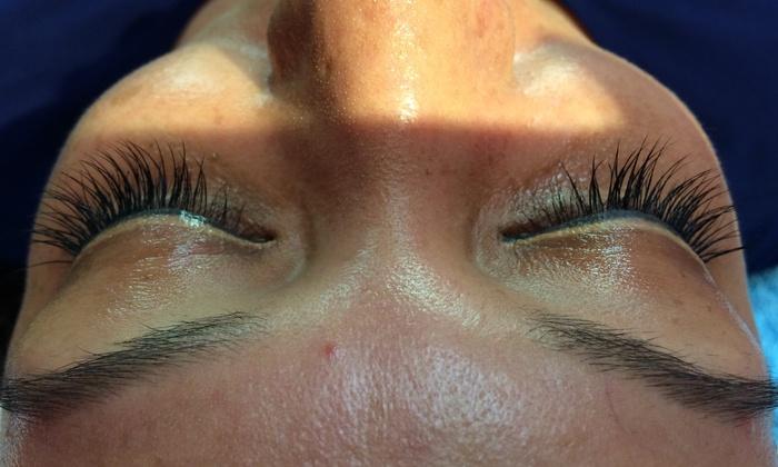 Lashes By Heather / Lash Vixxen Eyelash Extension Studio - Woodlake - Briar Meadow: Full Set of Eyelash Extensions at Lashes by Heather  (50% Off)