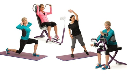 5 or 10 Fitness Classes at Curves (Up to 59% Off)
