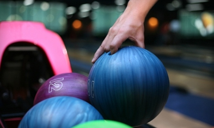 Silver Strike Lanes - Reno: $25 for Three Games of Bowling for up to Four People, Shoe Rental, One Large Pizza, and Pitcher of Soda at Silver Strike Lanes ($72 Value)