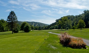 Bryce Resort: 18 Holes of Golf for Two or Four Plus Cart at Bryce Resort (Up to 55% Off)