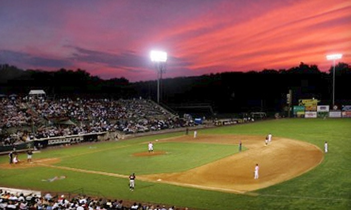 New Britain Rock Cats - Kensington: $10 for Two Field-Box Tickets to New Britain Rock Cats on September 3 ($20 Value)