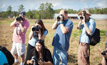 Educational Photo Safari including 2 E-Books (a $229 value) - Creative Edge Photography Workshops at Moreland Photography in Roswell