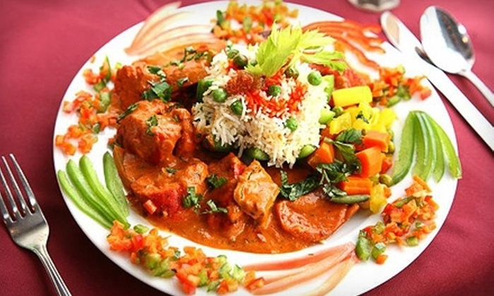 Laxmi's Indian Grille - Philadelphia: $15 for $30 Worth of Indian Cuisine at Laxmi's Indian Grille