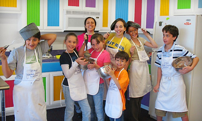 Young Chefs Academy - Sandy Springs: $25 for $50 Worth of Cooking Classes and More at Young Chefs Academy. Two Locations Available.