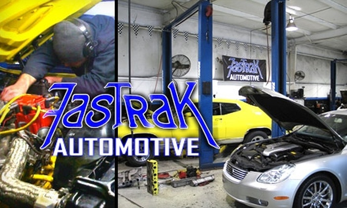 FasTrak Automotive  - Northwest Harris: $50 for One Hour of Labor from FasTrak Automotive ($100 Value)