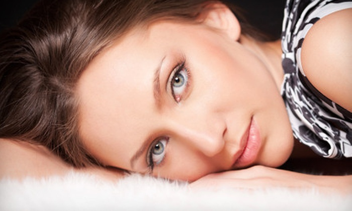 HER Club - Multiple Locations: $99 for a Nonsurgical Facelift at HER Club ($400 Value)