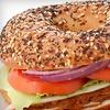 Up to 54% Off at New York Bagel Café & Deli in Glen Mills