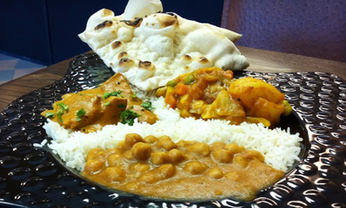 Mati's Indian Eats - Midtown: $7 for $15 Worth of Indian Cuisine and Drinks at Mati's Indian Eats
