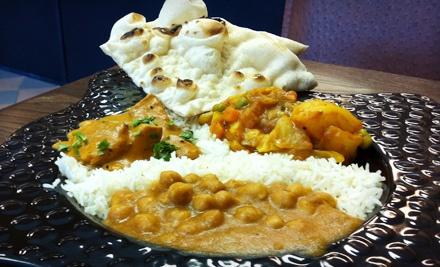$15 Groupon to Mati's Indian Eats - Mati's Indian Eats in Sacramento