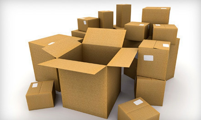 Detroit Mailbox - Downtown: 10 or 20 Parcel Pickups at Detroit Mailbox (Up to 51% Off)