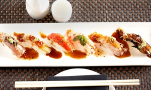 Koi Restaurant: $29 for a Six-Course Chef's Tasting Dinner with Sushi, Chinese Food, and Drink Pairings at Koi Restaurant ($45 Value)