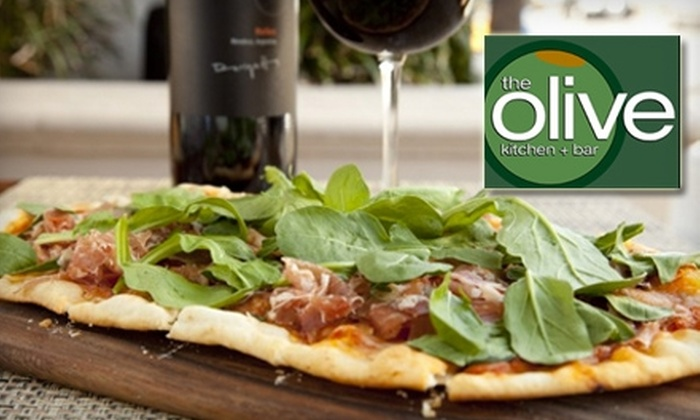 The Olive Kitchen + Bar - West Hollywood: $25 for $50 Worth of California Italian Cuisine and Drinks at The Olive Kitchen + Bar in West Hollywood