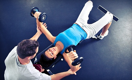 1-Month Fitness Package - D-Source Sports Performance and Fitness in Durham