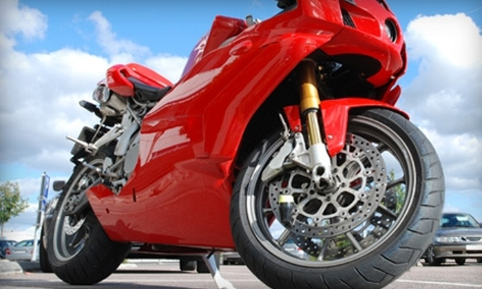 Neosho Powersports - Neosho: $25 for $50 Worth of Motorcycle Accessories and More at Neosho Powersports
