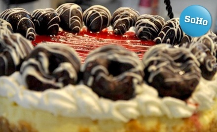 $10 Groupon to Eileen's Special Cheesecake - Eileen's Special Cheesecake in Manhattan