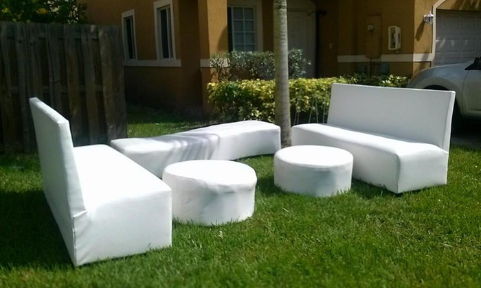 Grand Occasions Event Planning - Miami: $275 for $500 Worth of Furniture Rental — Grand Occasions Event Planning